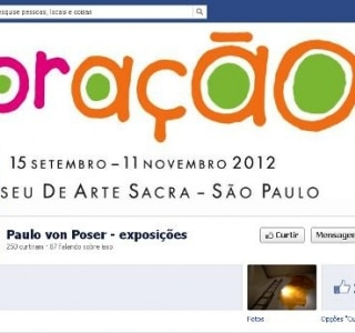Do Facebook para o museu